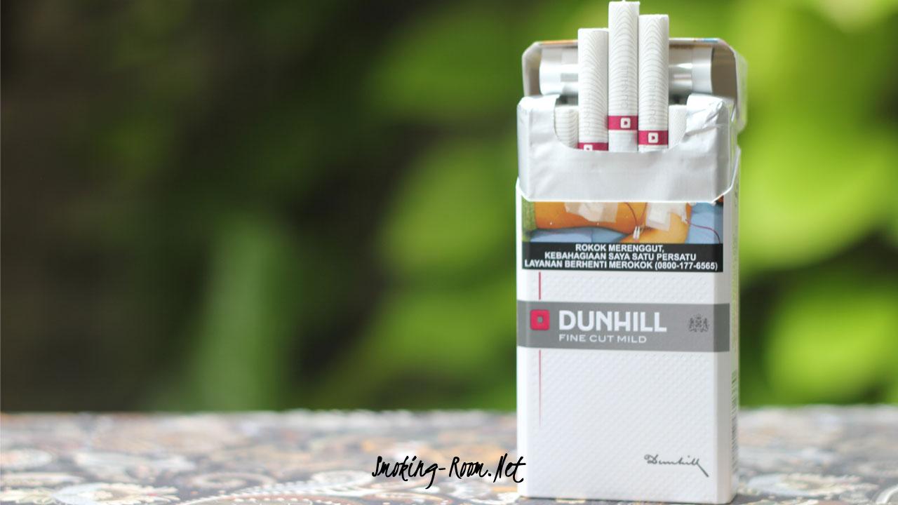 Dunhill Fine Cut Mild Review