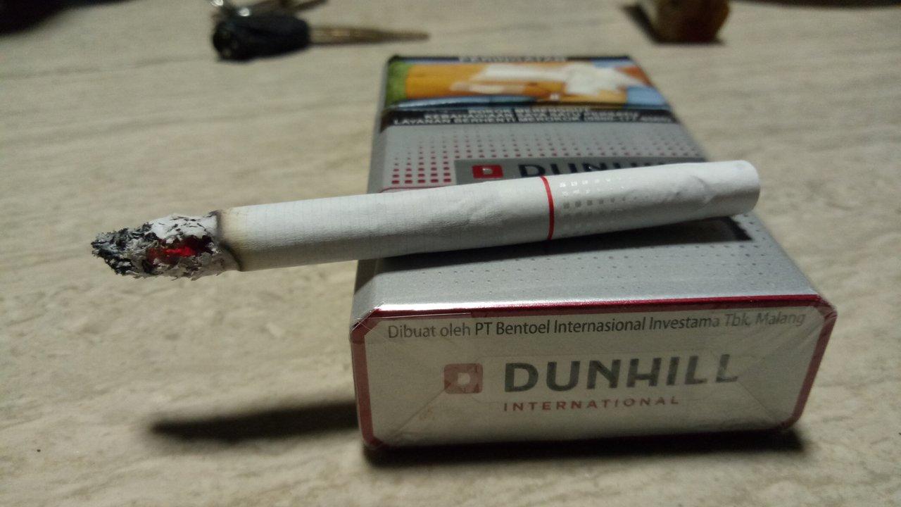 Dunhill International Bentoel