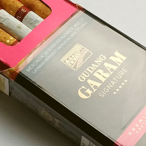 Gudang Garam Signature Review