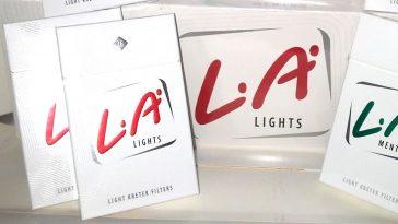 La Lights Rokok