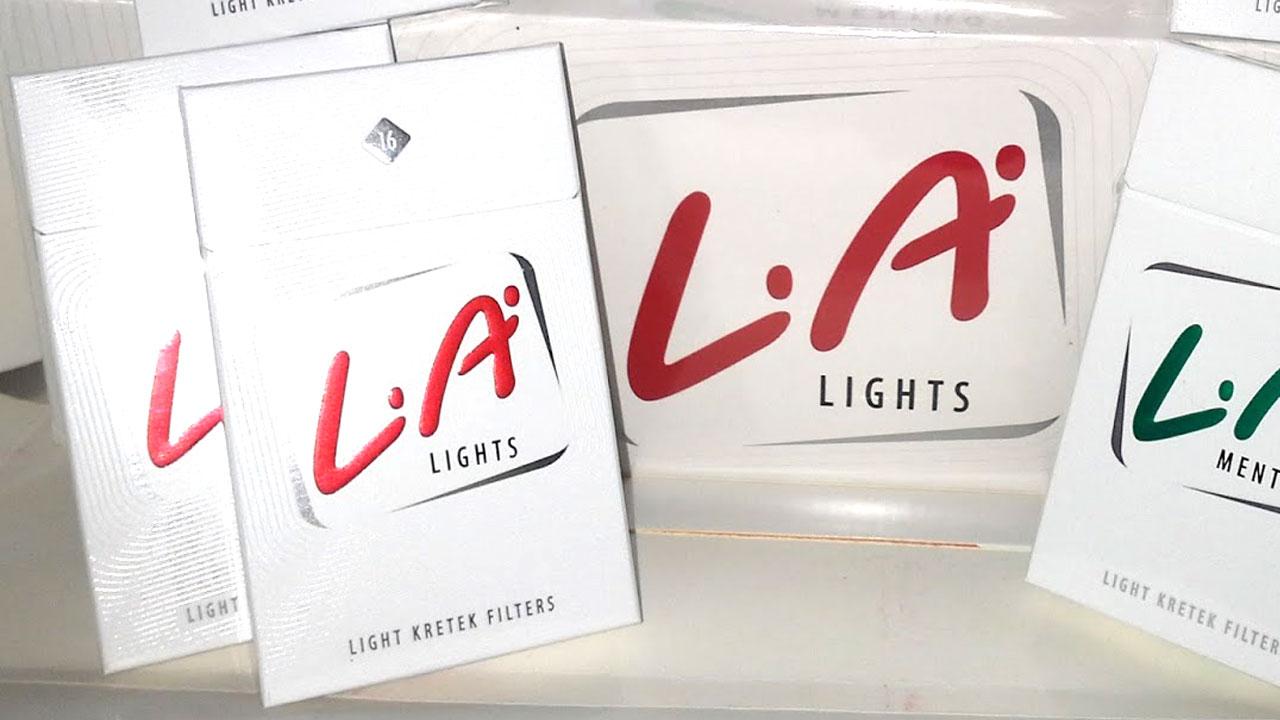 LA Lights Cigarettes Review