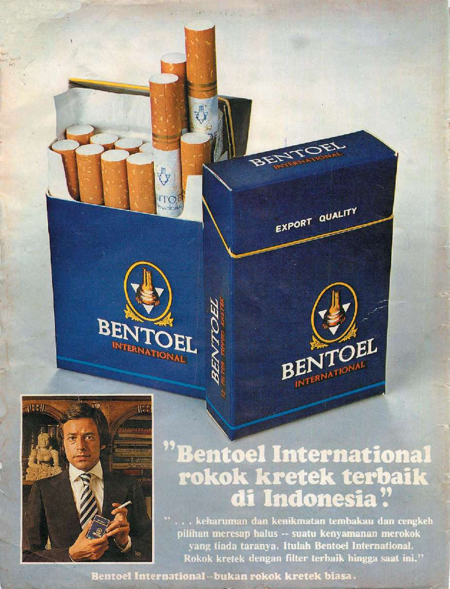 Rokok Bentoel International