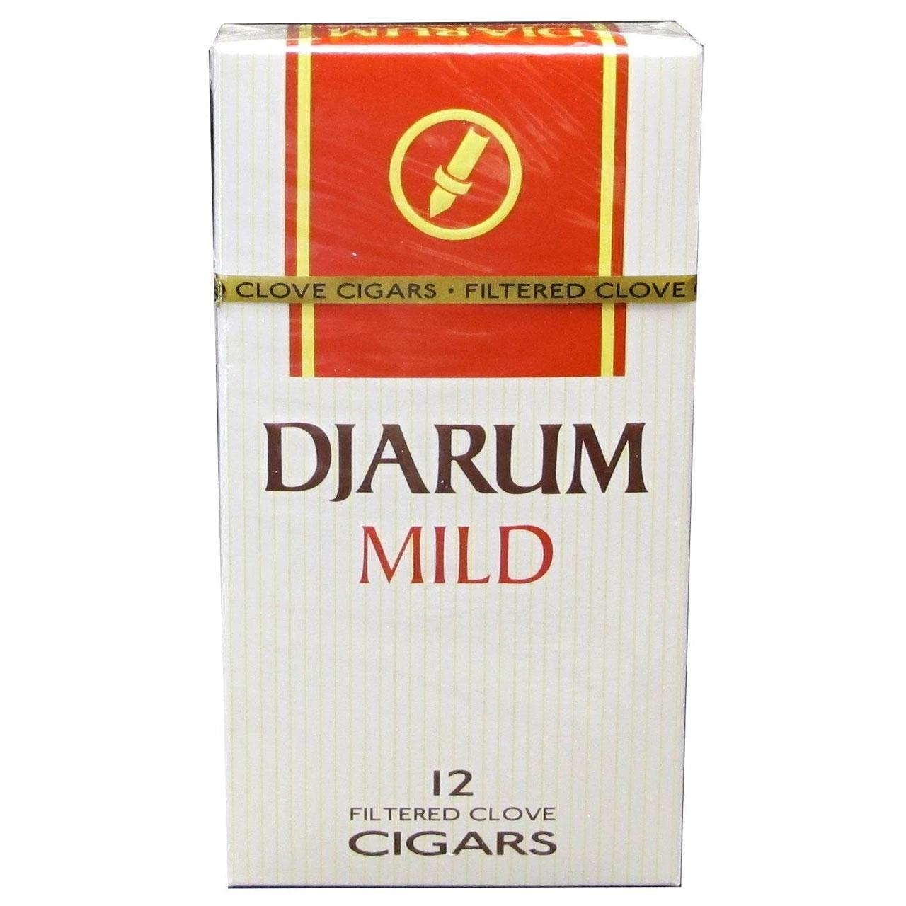 Djarum Mild Cigarettes