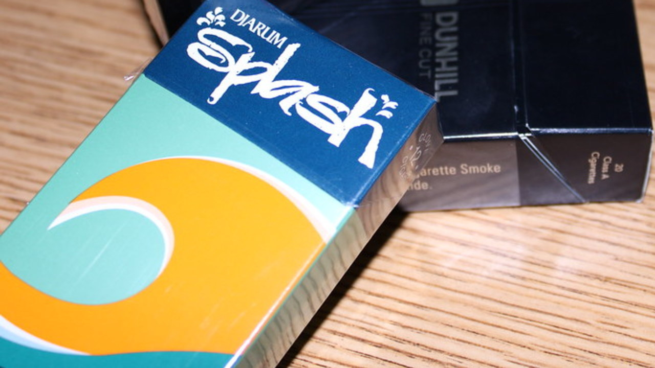 Djarum Splash Review