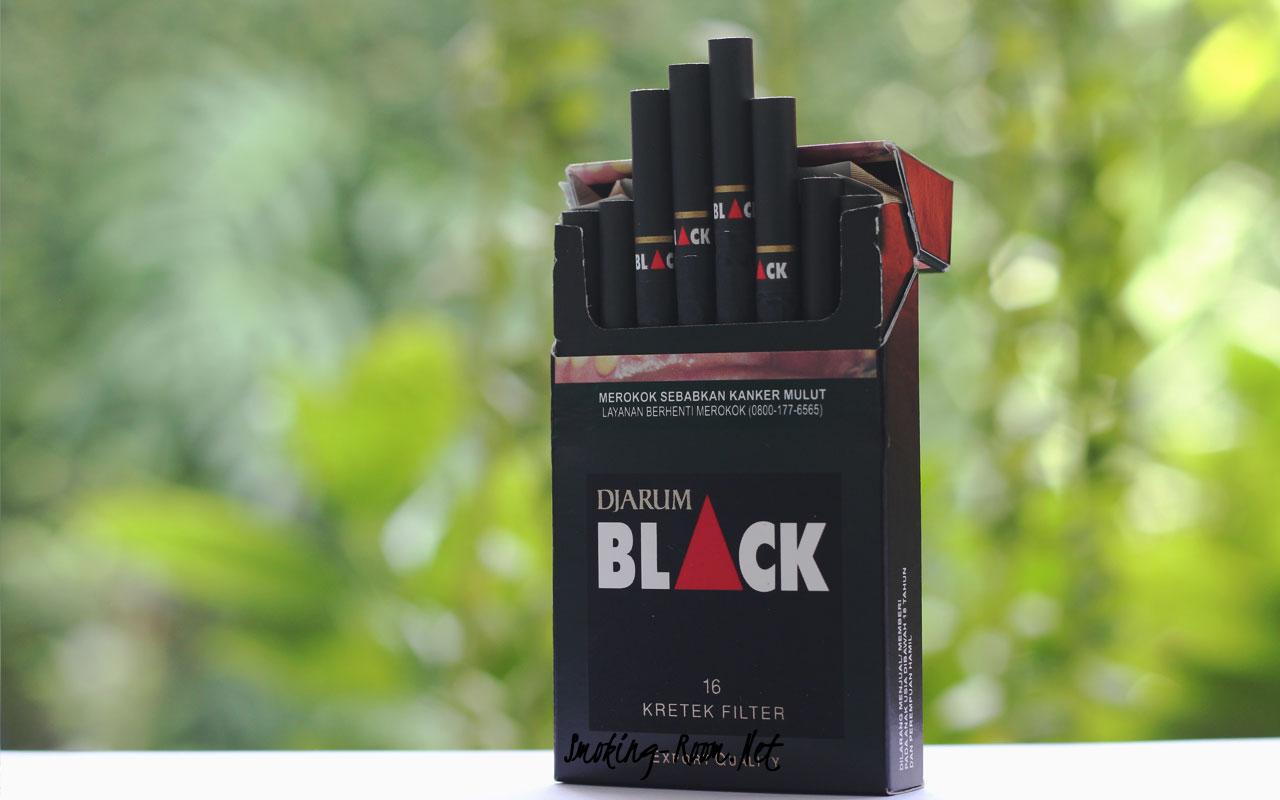 Black Cigarettes