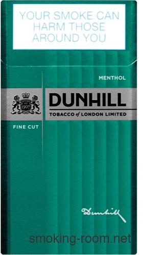Dunhill Fine Cut Menthol
