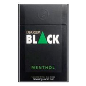 Djarum Black Menthol Kretek Cigarettes