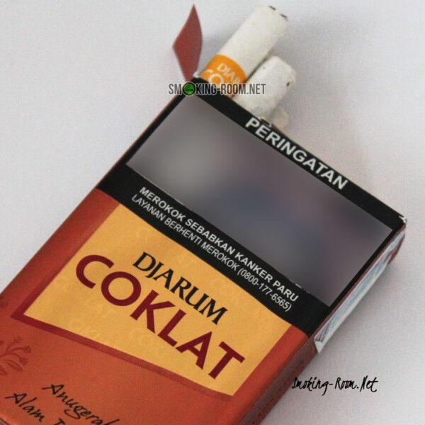 Coklat Djarum