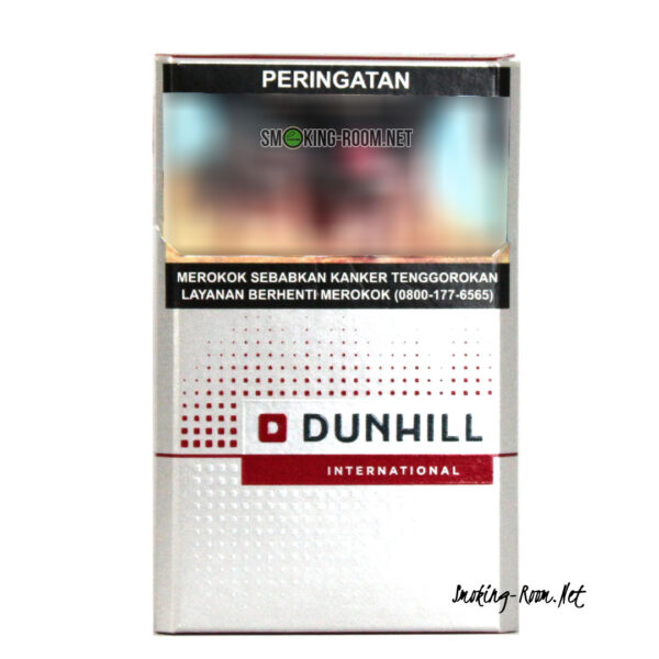 Dunhil Red Cigarettes