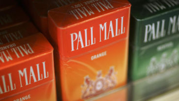 Pall Mall Cigarettes