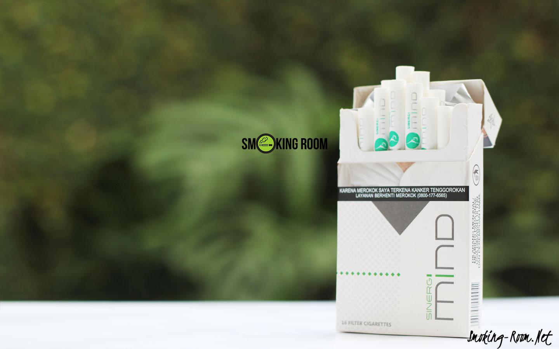 Sinergi Mind Herbal Cigarettes