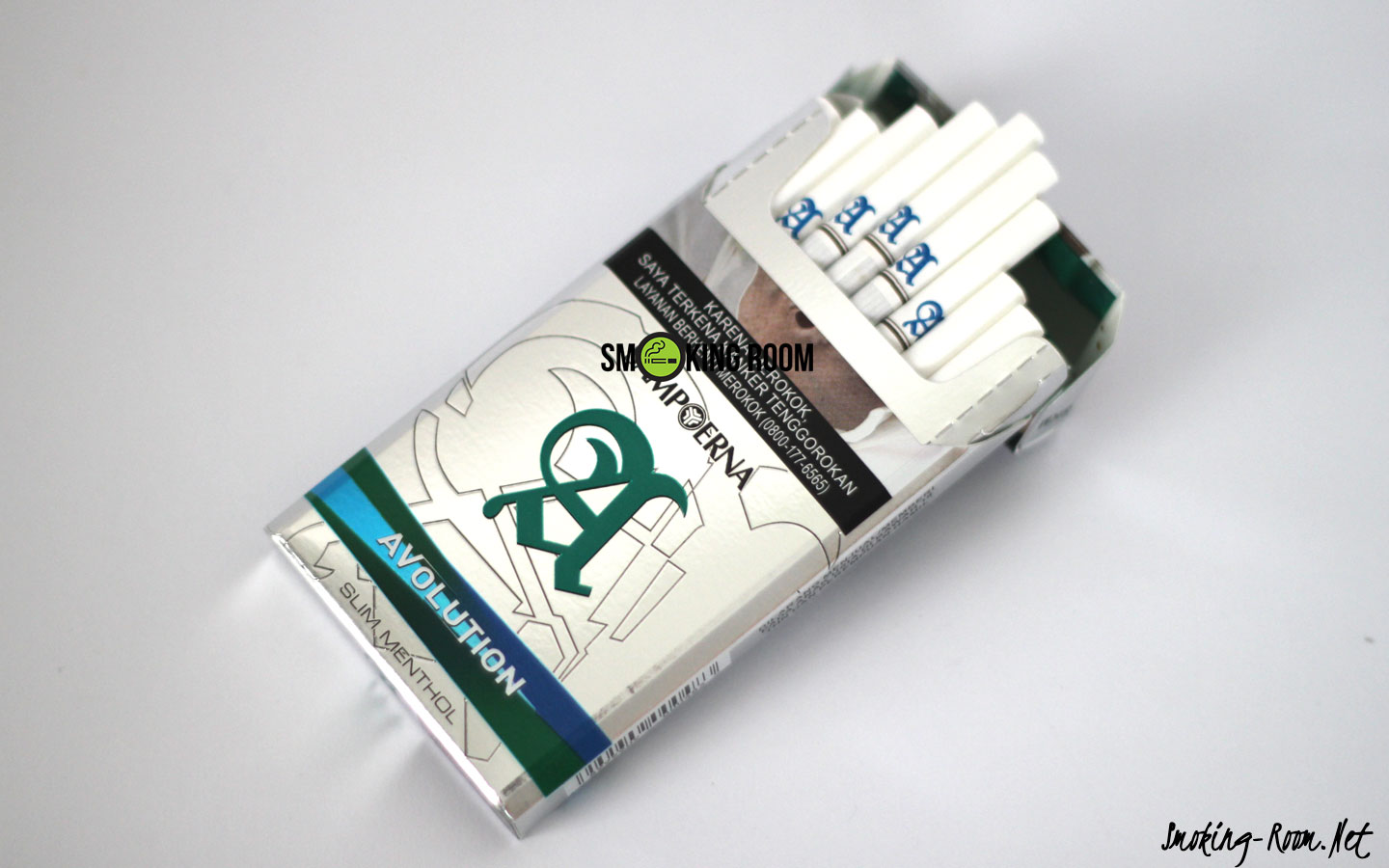 Sampoerna A Avolution Slim Menthol