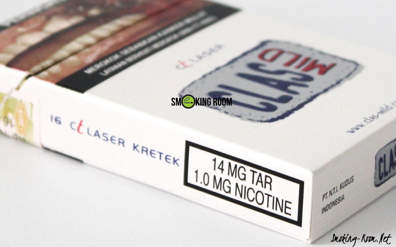 Clas Mild Cigarettes